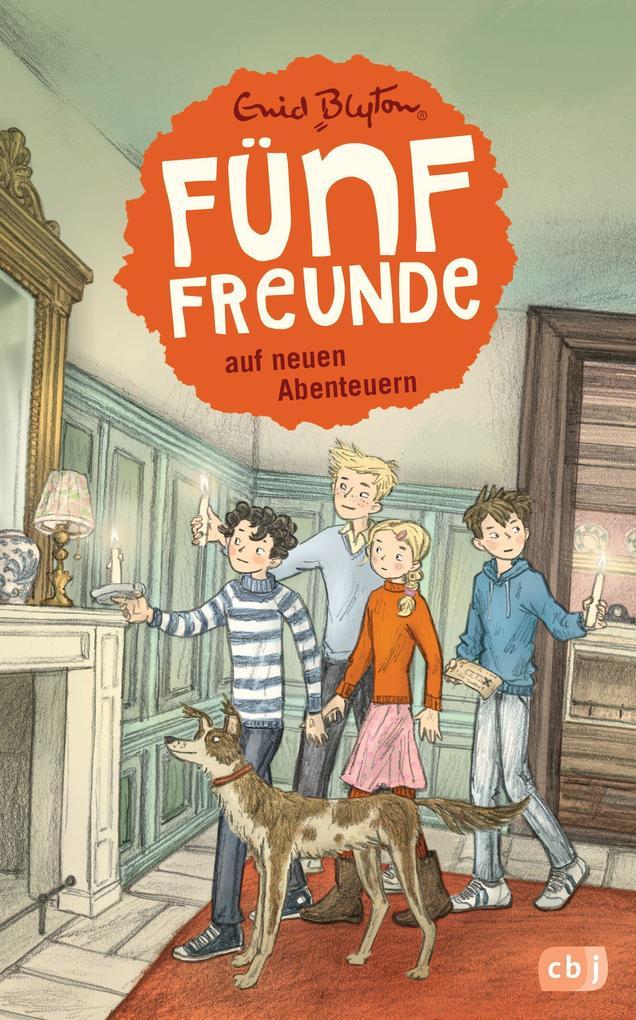 Fünf Freunde 02. Fünf Freunde auf neuen Abenteuern als Buch von Enid Blyton