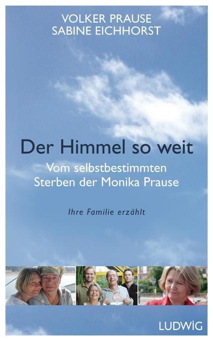 Der Himmel so weit als Buch von Volker Prause, Sabine Eichhorst