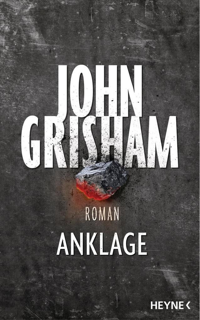 Anklage als Buch von John Grisham