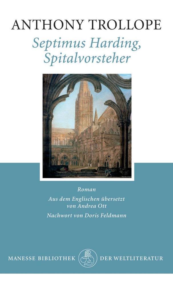 Septimus Harding, Spitalvorsteher als Buch von Anthony Trollope, Doris Feldmann