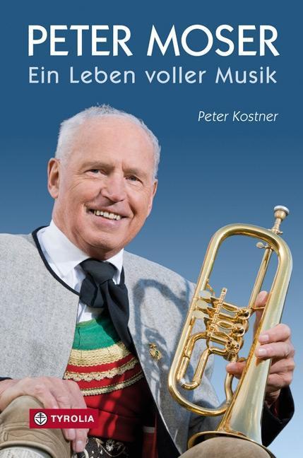 Peter Moser als Buch von Peter Kostner