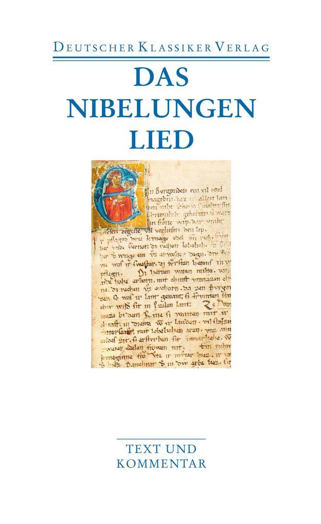 Das Nibelungenlied als Taschenbuch von