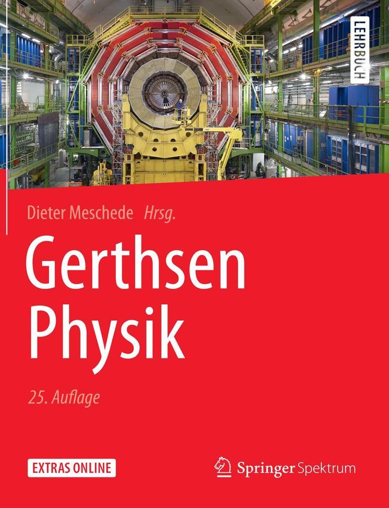 Gerthsen Physik als Buch von
