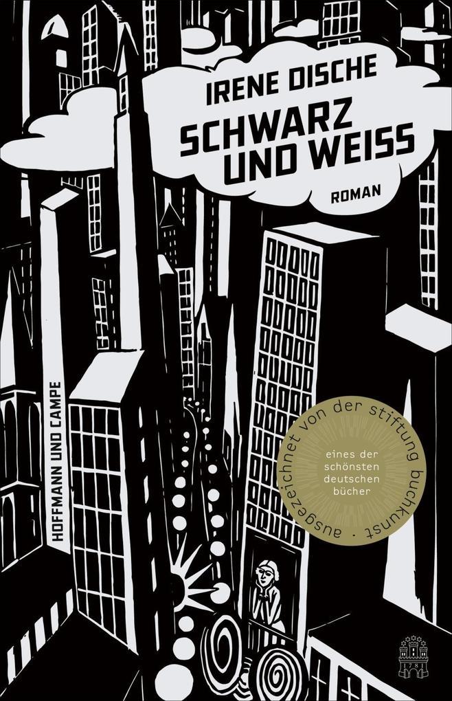 Schwarz und Weiß als Buch von Irene Dische