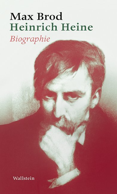 Heinrich Heine als Buch von Max Brod