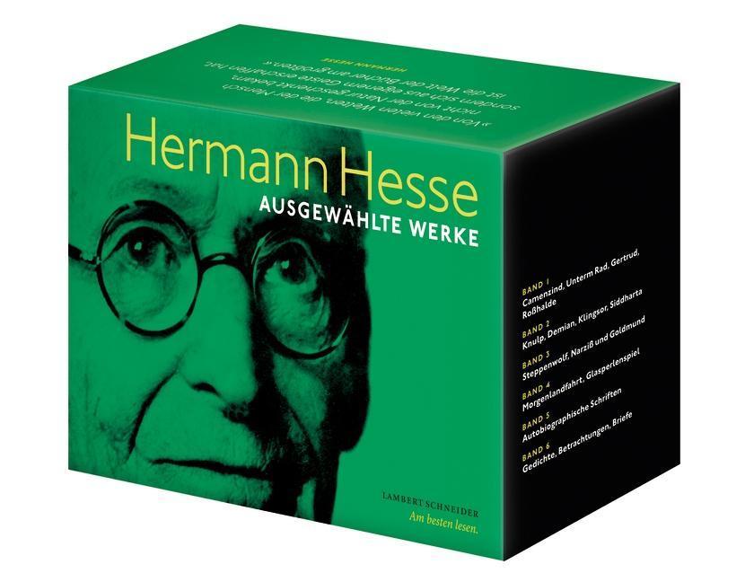 Ausgewählte Werke als Buch von Hermann Hesse