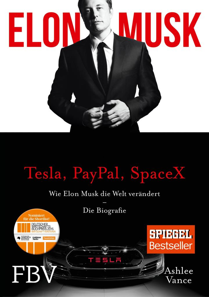 Elon Musk als eBook von Ashlee Vance, Elon Musk