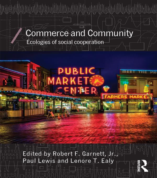 Commerce and Community als eBook von