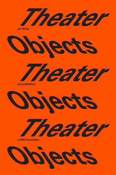 Theater Objects als Buch von