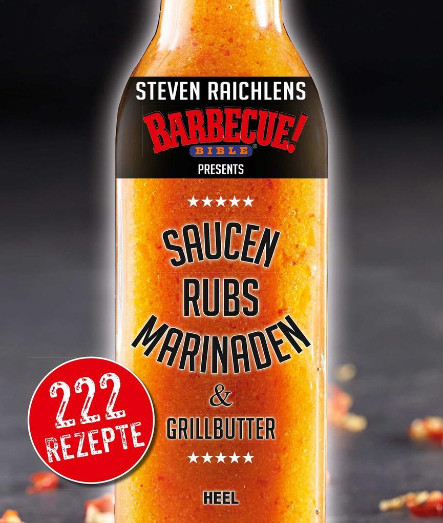 Steven Raichlens Barbecue Bible als Buch von Steven Raichlen