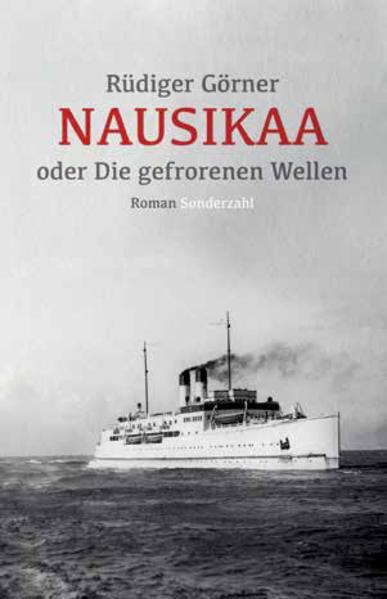 Nausikaa oder Die gefrorenen Wellen als Buch von Rüdiger Görner