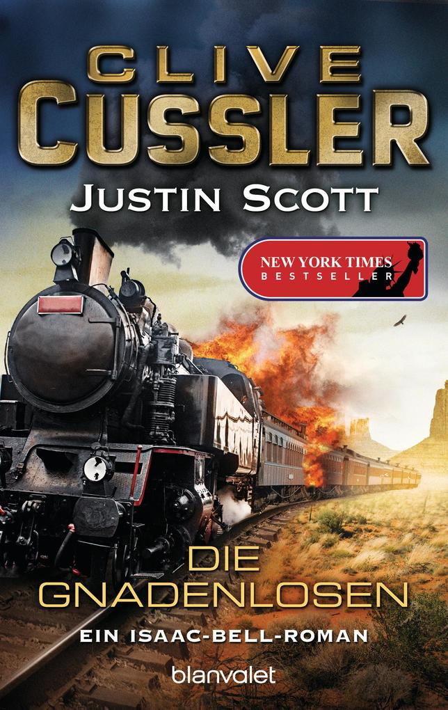 Die Gnadenlosen als eBook von Clive Cussler, Justin Scott