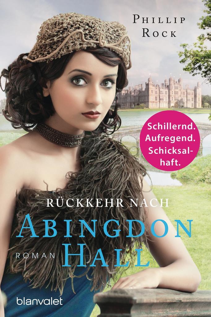 Rückkehr nach Abingdon Hall als eBook von Phillip Rock