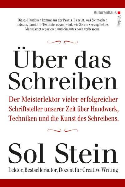 Über das Schreiben als Buch von Sol Stein