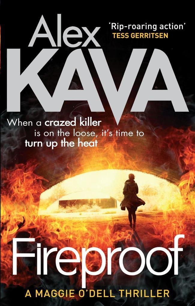 Fireproof als eBook von Alex Kava