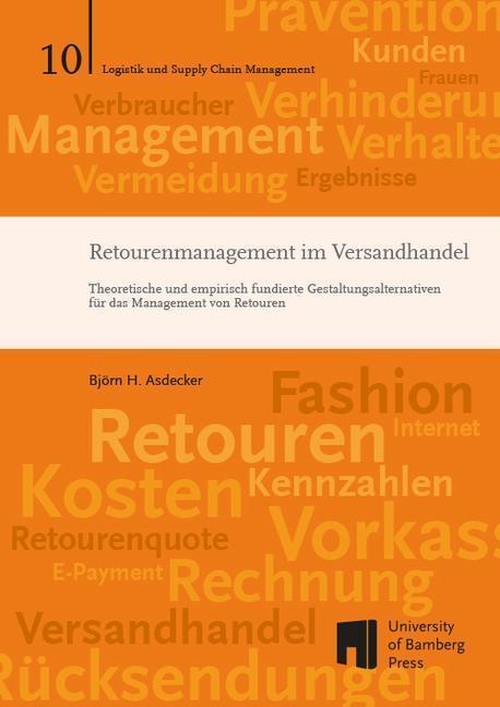 Retourenmanagement im Versandhandel als Buch von Björn Asdecker