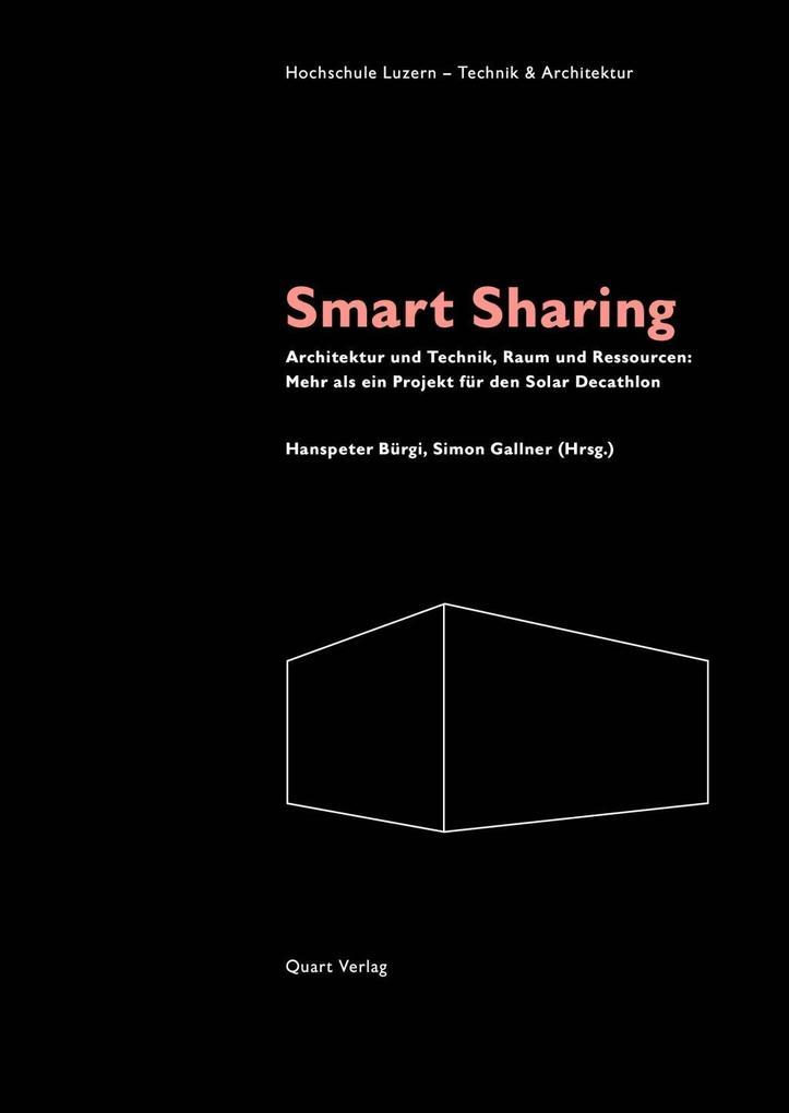 Smart Sharing als Buch von