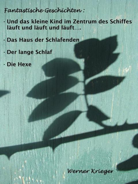 Fantastische Geschichten als eBook von Werner Krieger