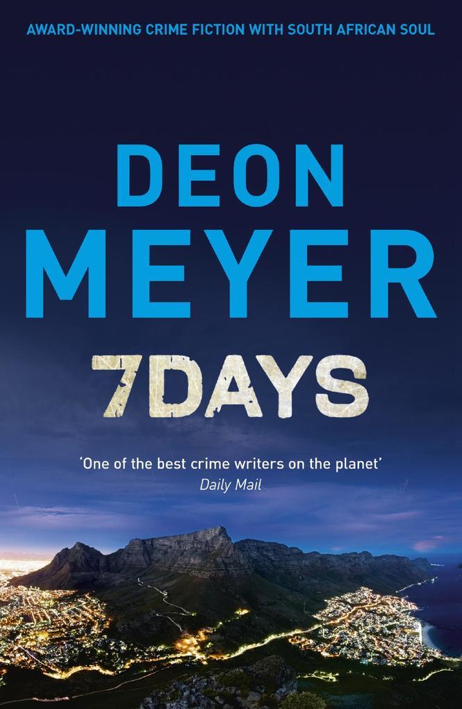 7 Days als eBook von Deon Meyer