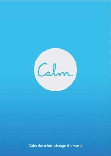 Calm als Taschenbuch von Michael Acton Smith