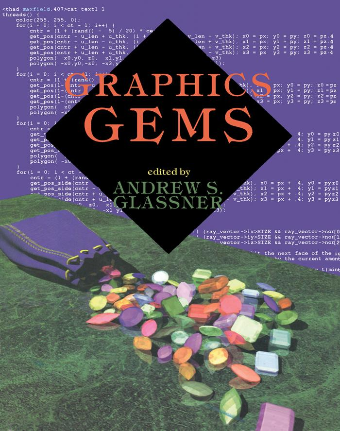 Graphics Gems als eBook von