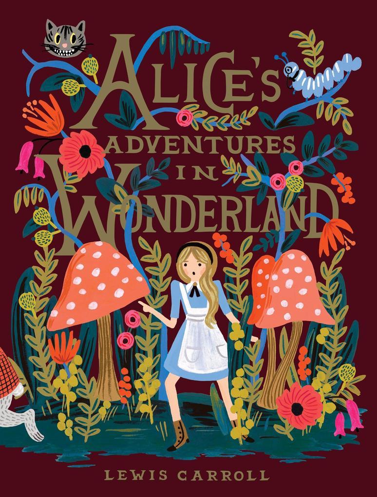 Alice's Adventures in Wonderland: 150th Anniversary Edition als Buch von Lewis Carroll