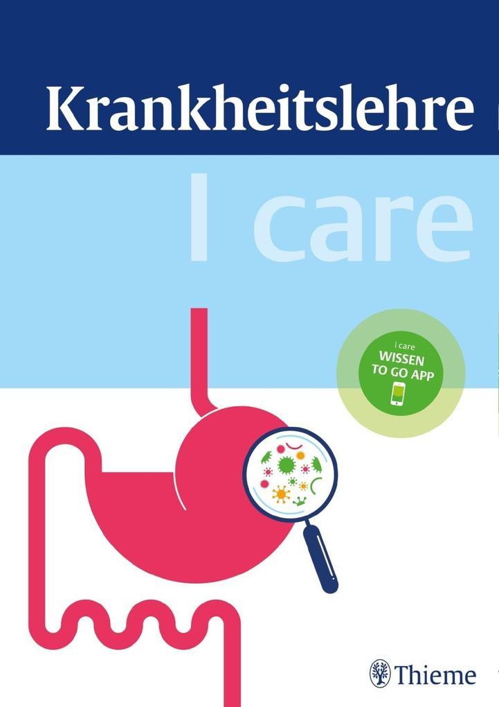 I care Krankheitslehre als Buch von