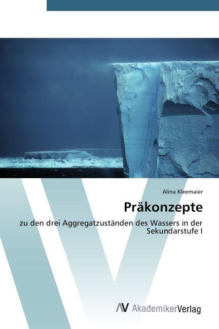 Präkonzepte als Buch von Alina Kleemaier