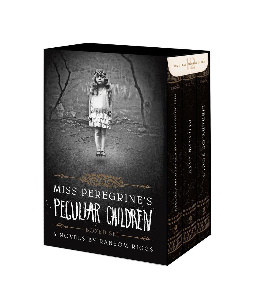 Miss Peregrine Trilogy Boxed Set als Buch von Ransom Riggs