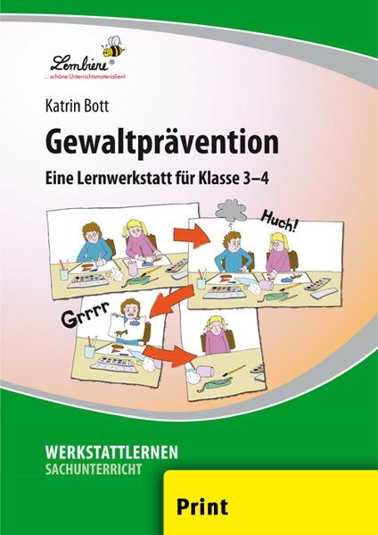 Gewaltprävention (PR) als Buch von Katrin Bott