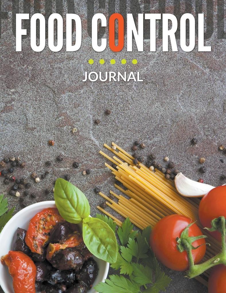 Food Control Journal als Taschenbuch von Speedy...