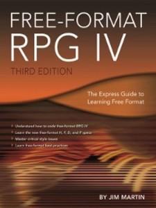 Free-Format RPG IV als eBook von Jim Martin