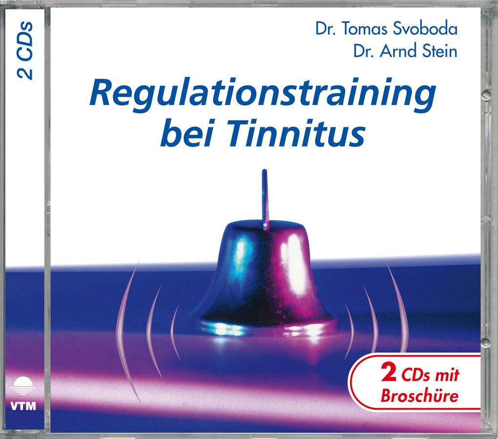 Regulationstraining bei Tinnitus als Hörbuch Download - MP3 von Tomas Svoboda Arnd Stein