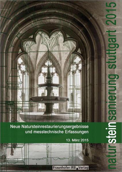 Natursteinsanierung Stuttgart 2015 als Buch von