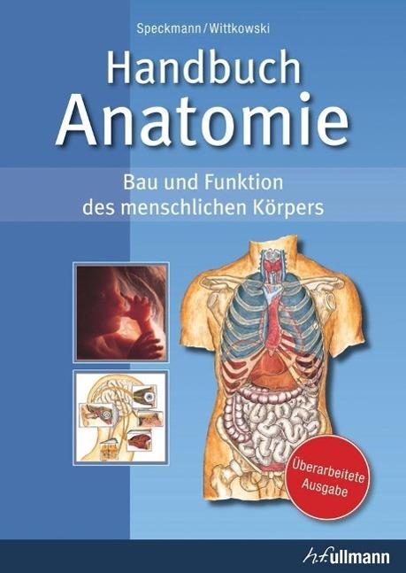 Handbuch Anatomie als Buch von Erwin-Josef Speckmann, Werner Wittkowski