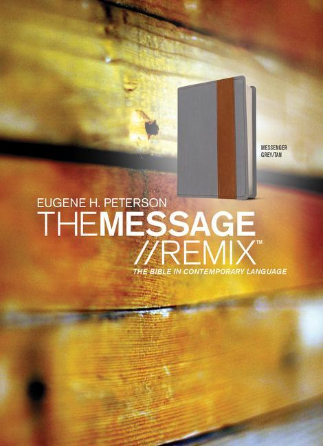 Message Remix-MS: The Bible in Contemporary Language als Buch von