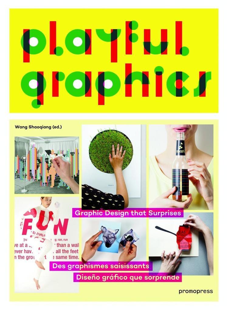 Playful Graphics als Buch von