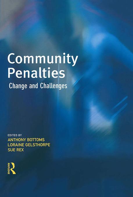 Community Penalties als eBook von