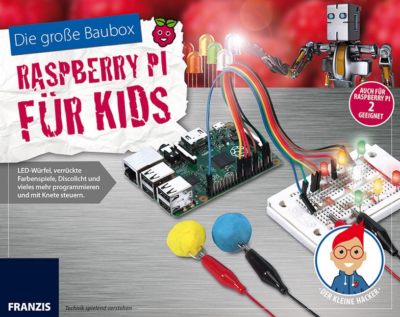 Der kleine Hacker: Raspberry Pi für Kids