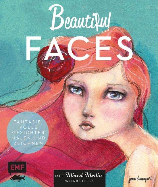 Beautiful Faces als Buch von Jane Davenport