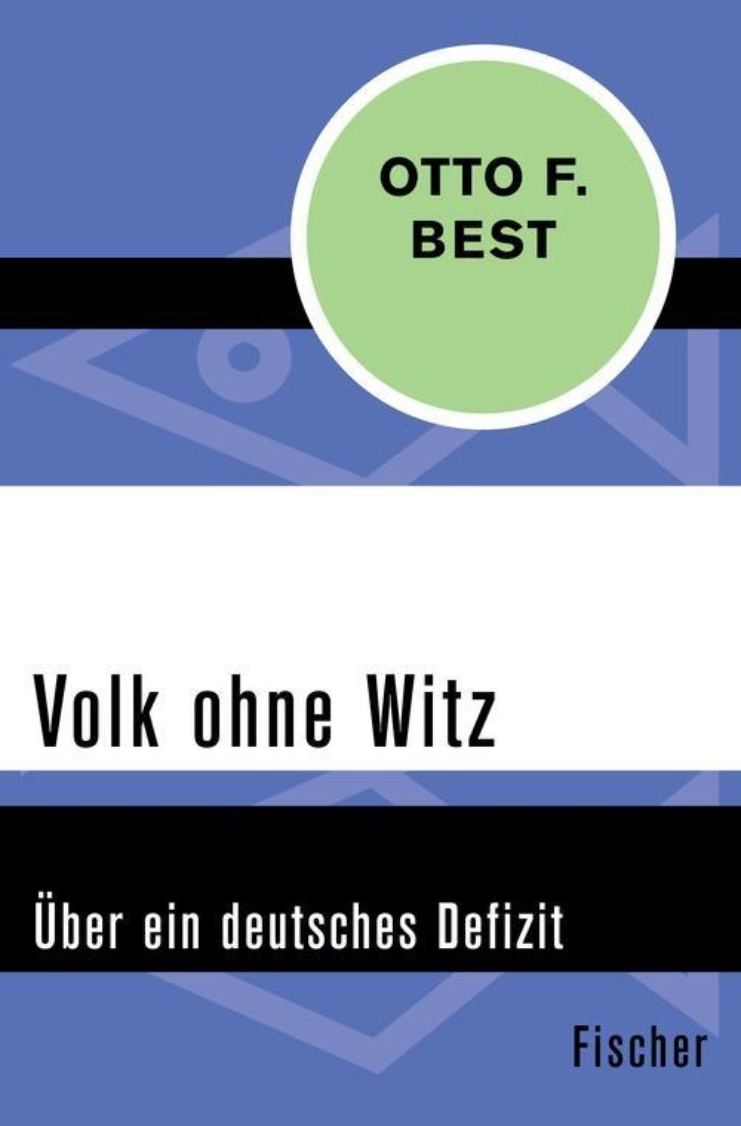 Volk ohne Witz als eBook von Otto F. Best