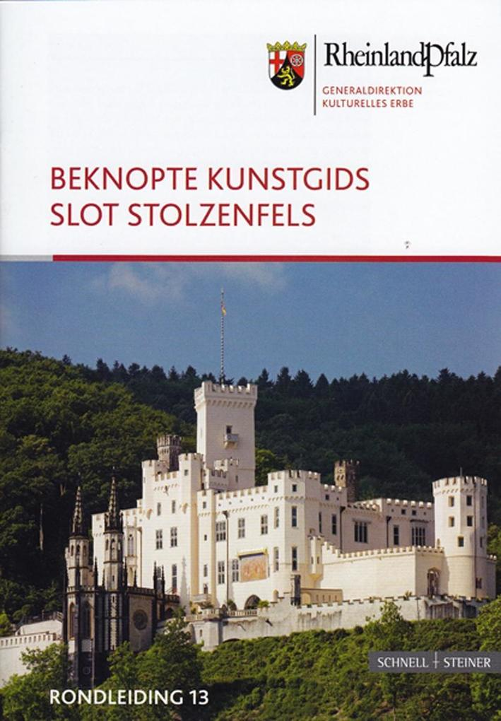 Beknopte Kunstgids Slot Stolzenfels als Buch von Doris Fischer