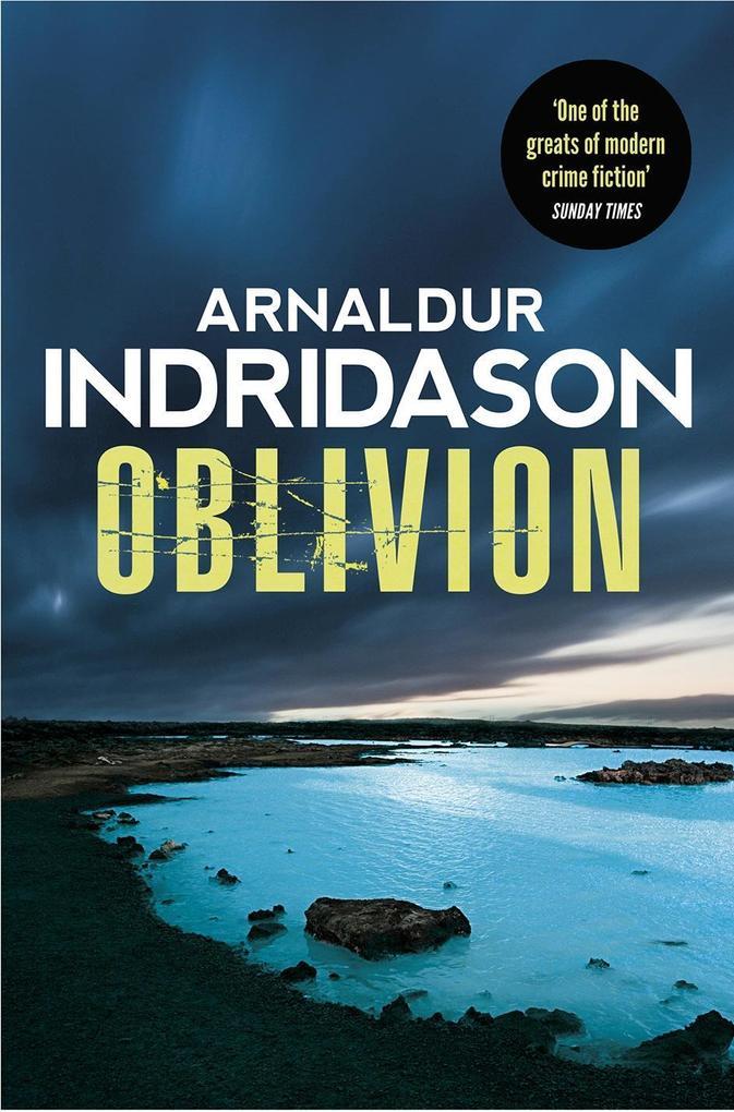 Oblivion als eBook von Arnaldur Indridason
