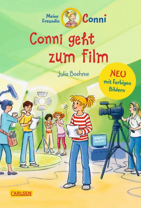 Conni geht zum Film als Buch von Julia Boehme