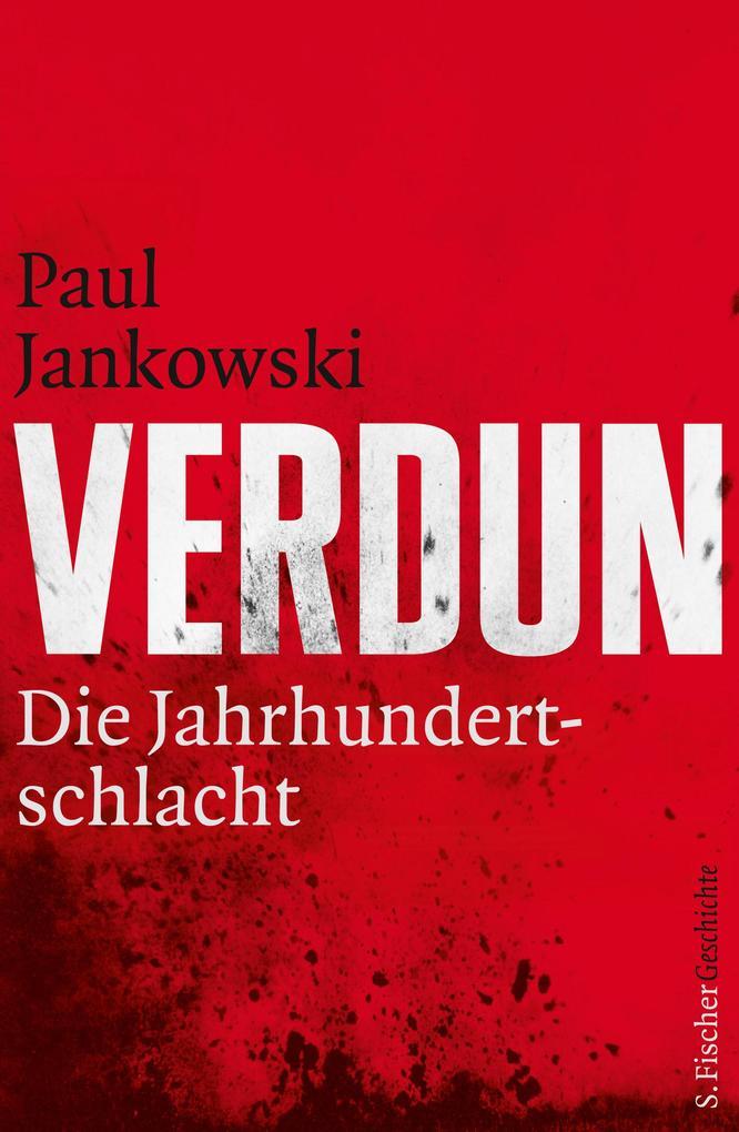 Verdun als Buch von Paul Jankowski