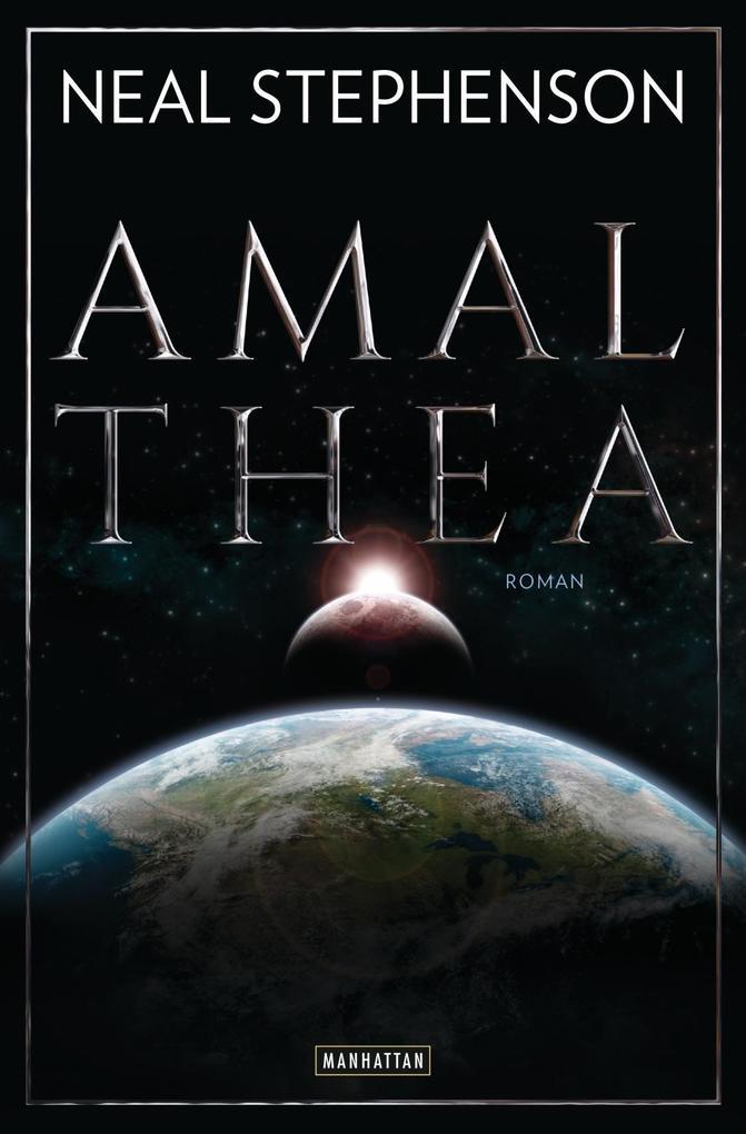 Amalthea als Buch von Neal Stephenson