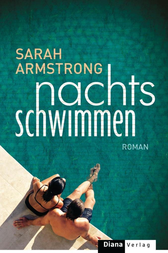Nachts schwimmen als Buch von Sarah Armstrong