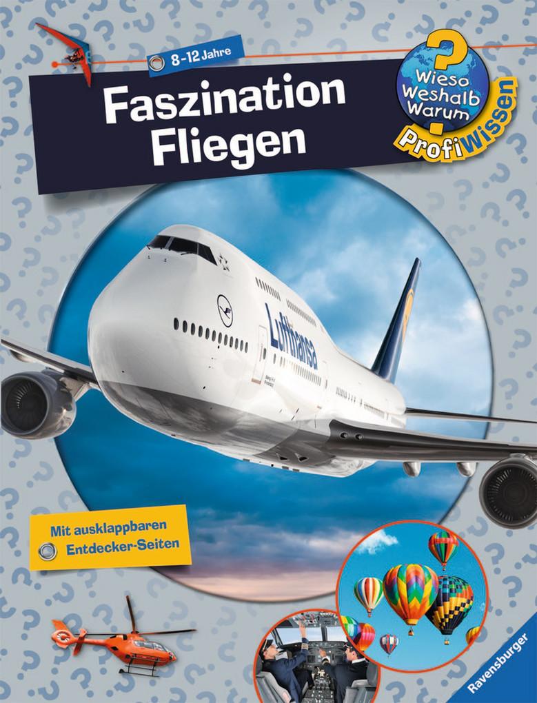 Faszination Fliegen als Buch von Andrea Schwendemann