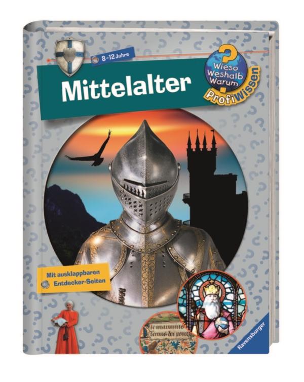 Mittelalter als Buch von Dela Kienle