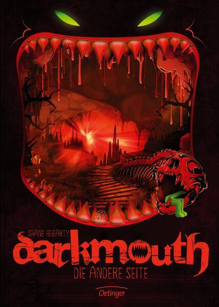 Darkmouth - Die andere Seite: Band 2 als Buch von Shane Hegarty